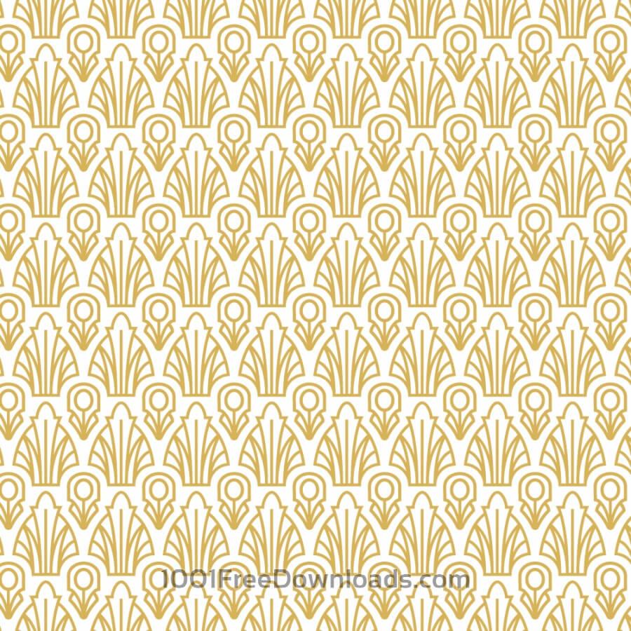 free vectors roaring 1920s fan style pattern abstract