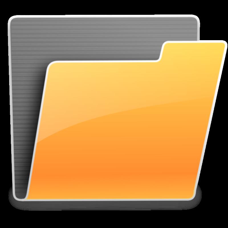 free clipart folder icon - photo #49