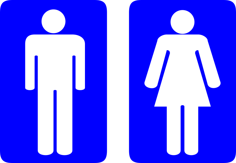 Free Clipart: Toilet Signs | People | wariat