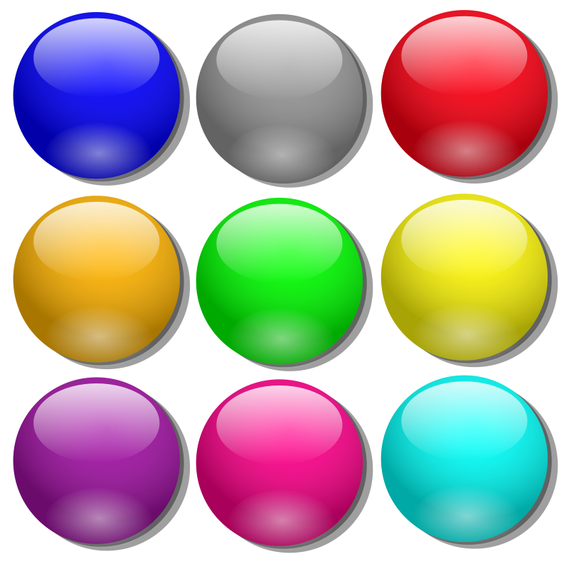 Color Simple Game Game Marbles Simple Dots