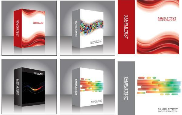 Free Vectors Free Vector Software Product Packing