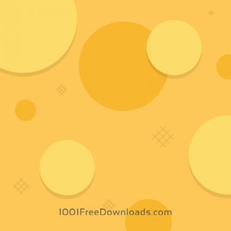 Simple Orange Circles