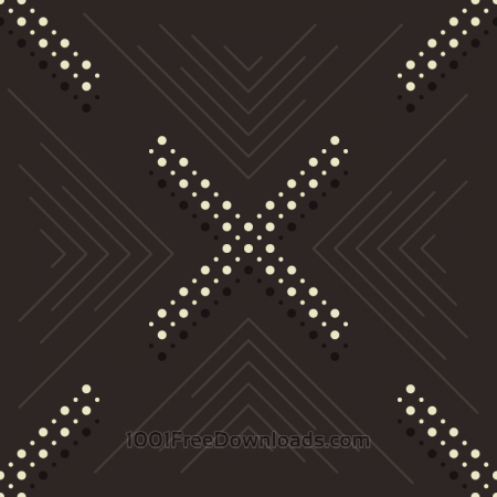Dots and Lines Pattern
