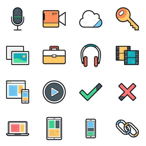 Lulu Icons - Set 1