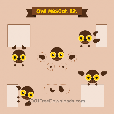 Free Owl mascot