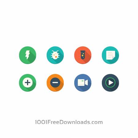Filo Icons - Mini Set 6