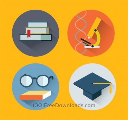 Objects for e-commerce design. Vector illustration