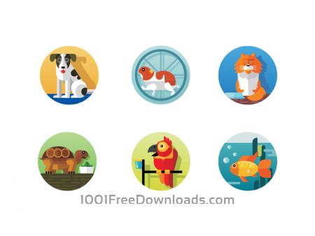 Free Pets icons