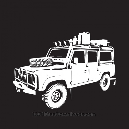 Free Safari Truck