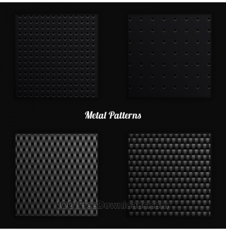 Metal Vector Patterns