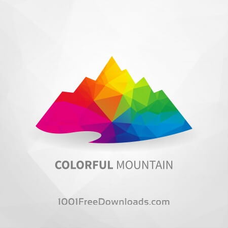Colorful Mountain