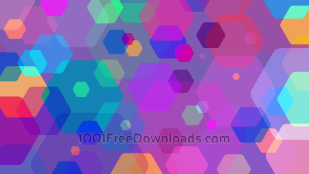 Colorful Abstract Shapes
