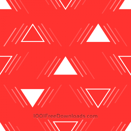Action Triangles Pattern