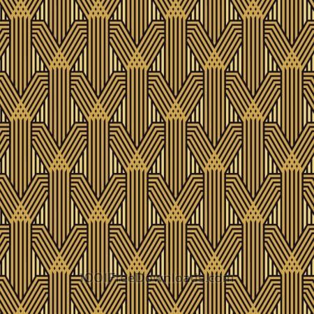 Roaring 1920s style pattern
