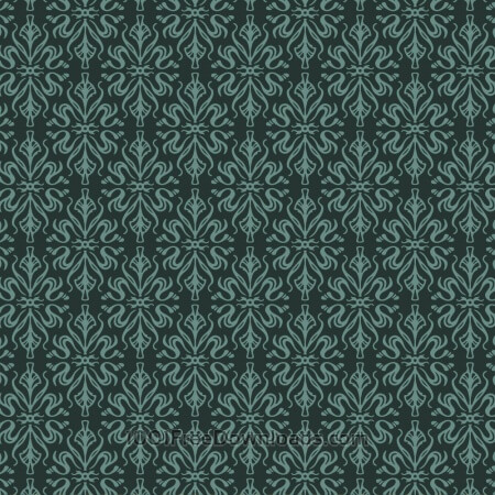 Ornate wallpaper style pattern