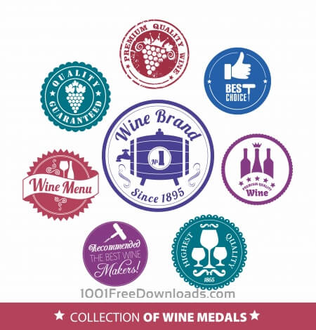 Collection of wine mrdal