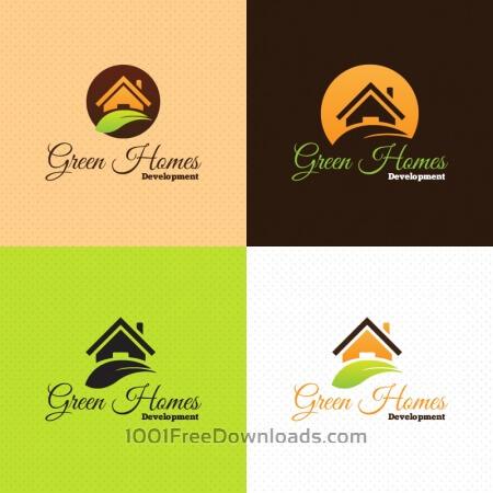 Green Home Logo