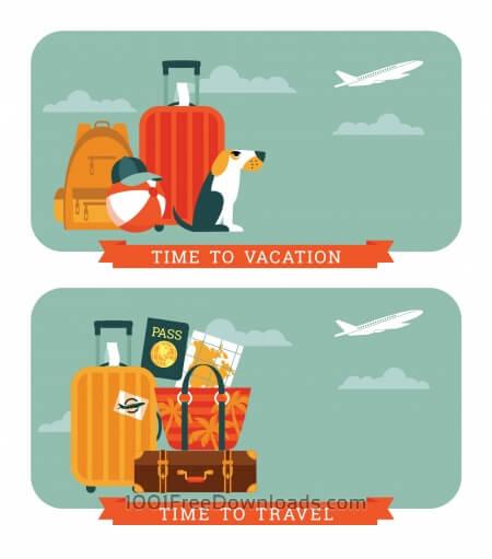 Travel Illustration.