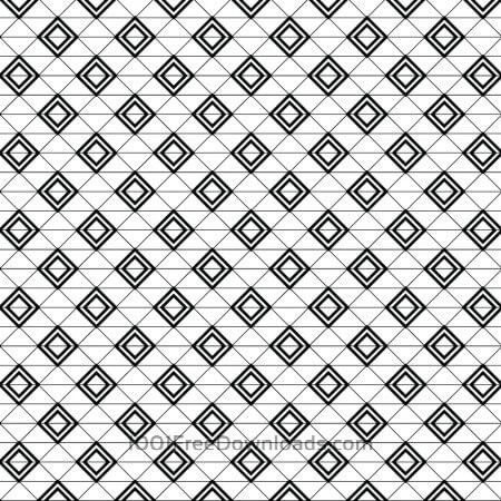 Modern Textile Geometric Pattern