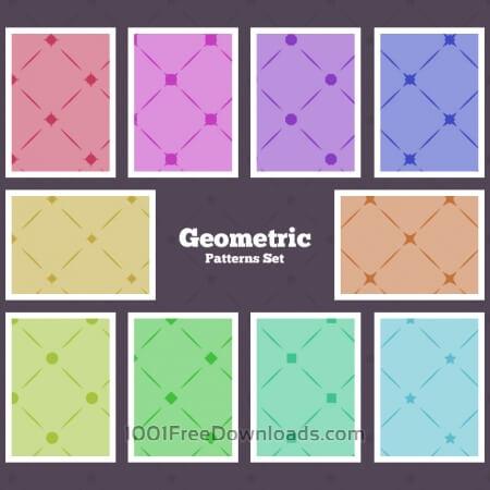 Seamless Geometrical Patterns