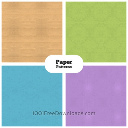 Vector Paper Patterns