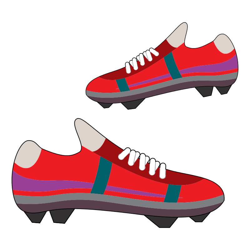 football shoes clipart - photo #25