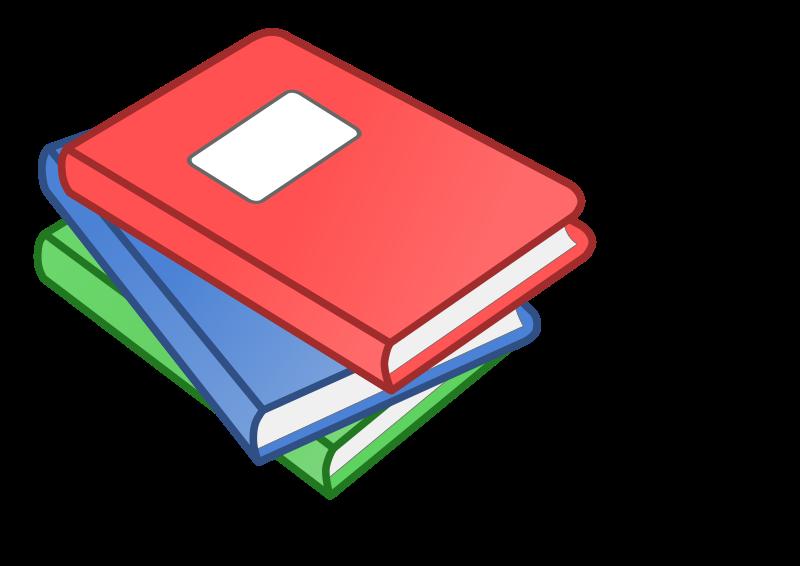 History Textbooks Clipart