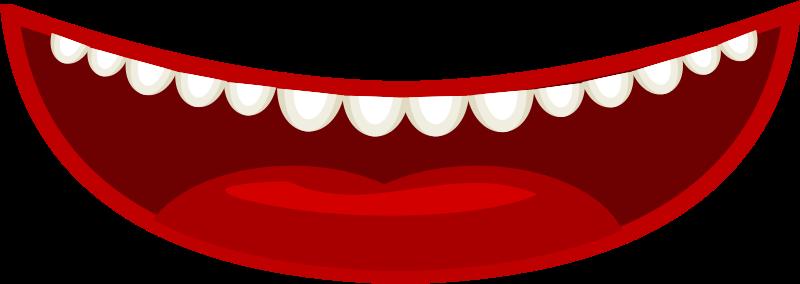 Как сделать рот клип