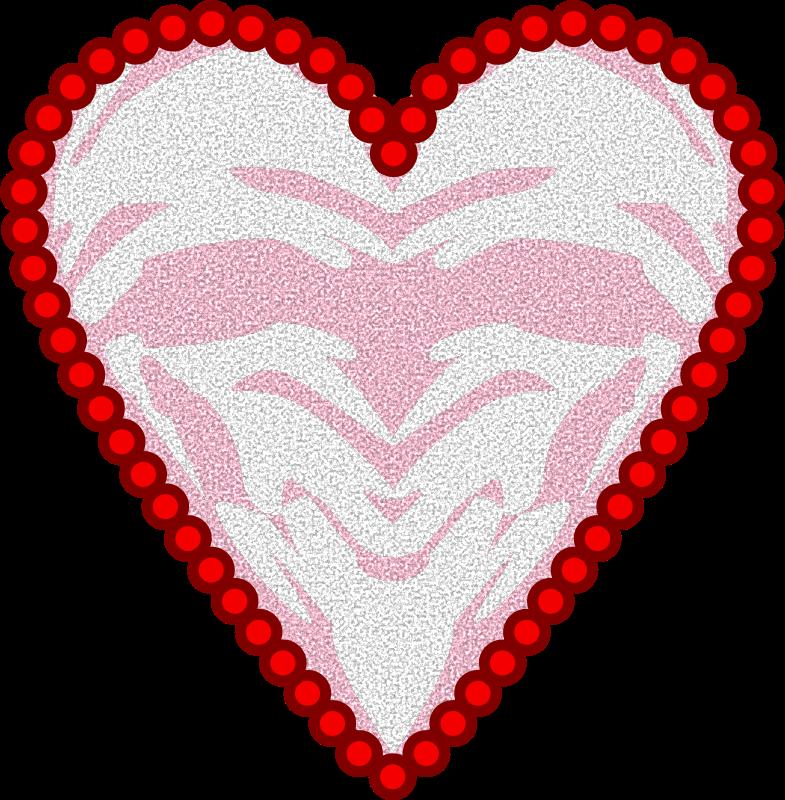 Ilustraciones de regalías: Corazón tapete |  Vacaciones |  Arvin61r58