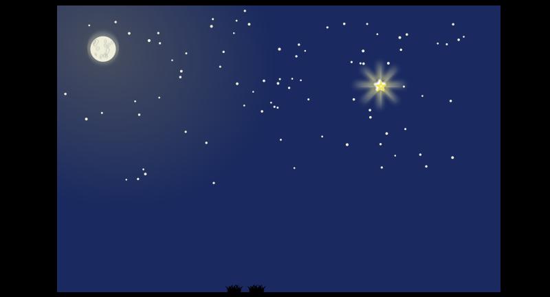 Free Clipart: Nativity scene background | Animals