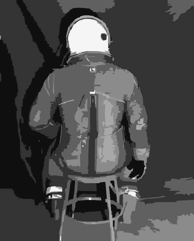 nasa astronaut flight suit - photo #33