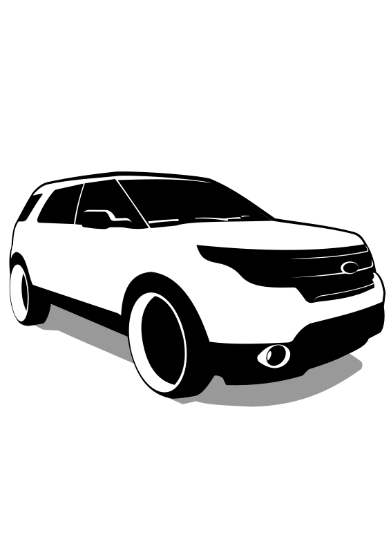 Car Icon Vector Png 35367 | DFILES