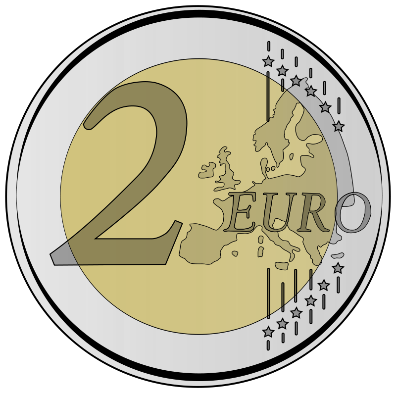 free clipart euro sign - photo #30