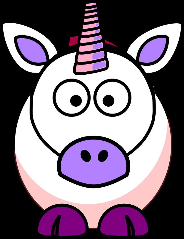 animated unicorn clipart - photo #22