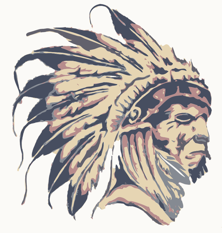 free vector native american - photo #15