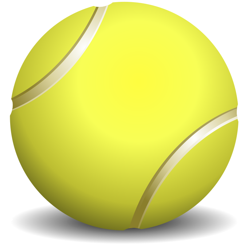 Tennis Ball Png Free Clipart Tennis Ball: hdimagelib.com/tennis+ball+png