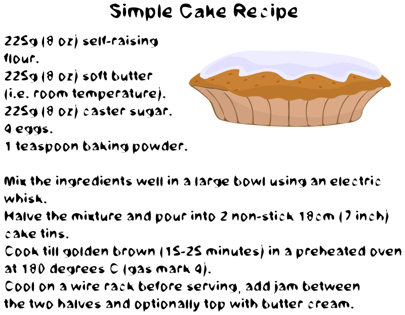 clipart for recipes - photo #41