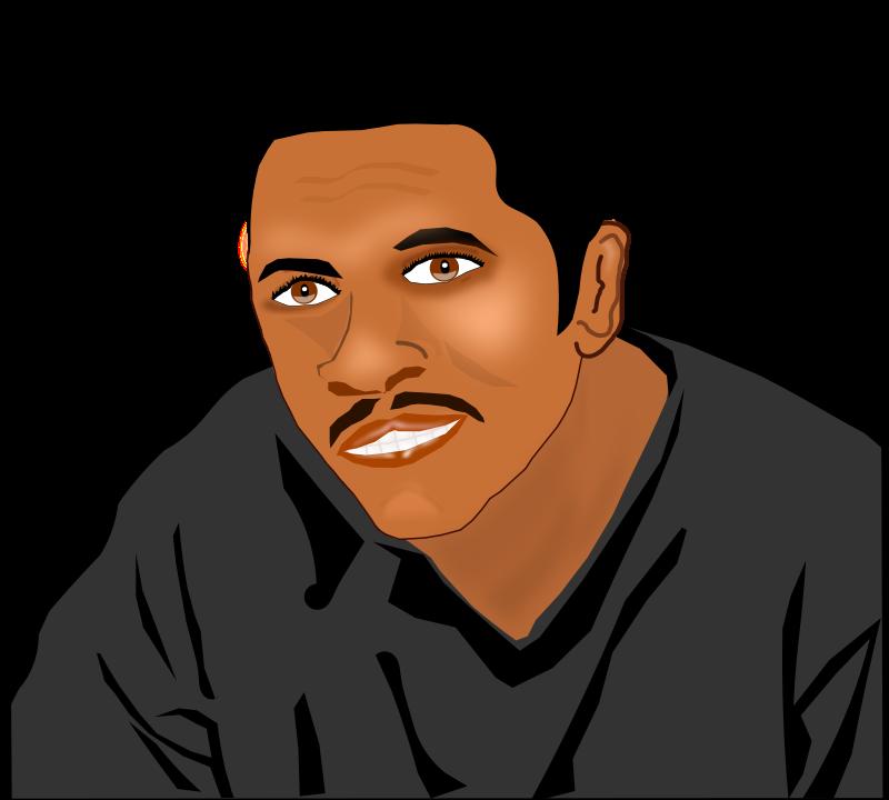 Clip Art Portrait